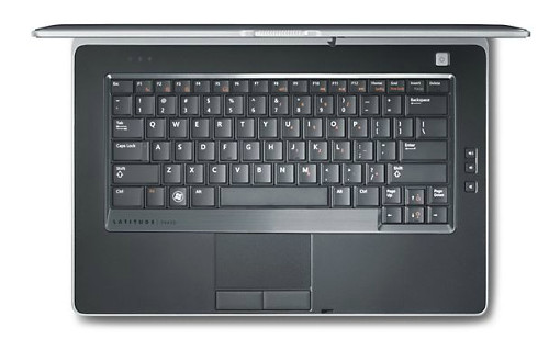 notebook Dell Latitude E6430 klávesnice