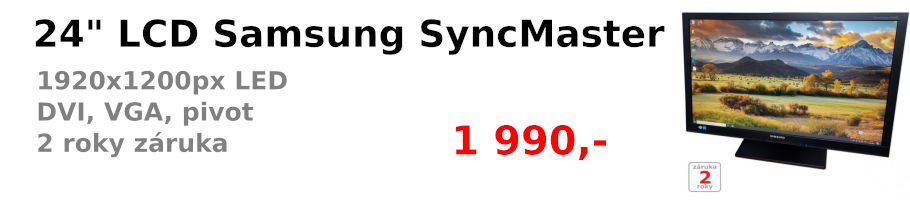 Samsung SyncMaster S24A450BW