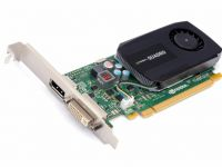 Grafická karta nVidia Quadro K600 1GB GDDR3, PCI express x16 , 1x Displayport, 1x DVI VGA043