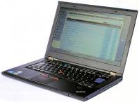 """Notebook Lenovo Thinkpad T420s Intel i5 2520M 2,5/4096/320/14,1""""HD+/DVDRW/Win 7 Pro/B kvalita NB586 1B"""