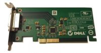DVI adaptér pro PC Dell FH868 0FH868 D33724 Sil 1364A ADD2 N PCI Express low profile VGA028