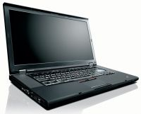 "Notebook Lenovo Thinkpad T510 Intel i5 520M 2,4/4096/320/15,6"" HD+/DVDRW/Win 7 Pro/slabý AKU NB405 1B"