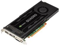Grafická karta nVidia Quadro K4000 3GB GDDR5, PCI express x16 , 2x Displayport, 1x DVI VGA057