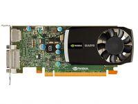 Grafická karta nVidia Quadro 400 512MB DDR3, PCI express x16, 1x Displayport, 1x DVI, low profile VGA055