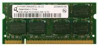 Operační paměť 2GB DDR2 SODIMM Hynix PC2 6400S 800 MHz pro notebooky SKOM88