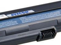 Acer Aspire One A110/A150, D150/250, P531 series Li-Ion 11,1V 5200mAh/58Wh black-NOAC-O11B-806