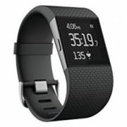 Fitbit Surge Small + Large Black 1109597