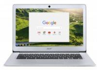 Acer ChromeBook 14 CB3 431 Sparkly Silver 1022943