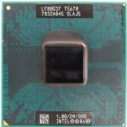 Intel® Core™2 Duo T5670 (2M Cache, 1.80 GHz, 800 MHz FSB) CC156855