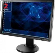 """monitor 22"""" NEC MultiSync E222W-CC204251"""