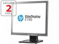 "monitor 19"" HP Elite E190i CC261958"