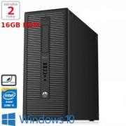 "Herní sestava HP ProDesk 600 G1 tower + monitor 24"" DELL P2414 + GeForce GTX 1050 Ti D5 4G, 4GB GDDR5 CC939756"