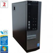"PC Dell Optiplex 7020 SFF + monitor 19"" DELL P190S CC939801"
