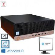 HP ProDesk 600 G3 SFF + HP LA1956x CC948134
