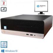 HP ProDesk 400 G4 SFF + HP Elite E190i CC948139