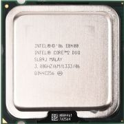 Intel® Core™2 Duo E8400 (6M Cache, 3.00 GHz, 1333 MHz FSB)