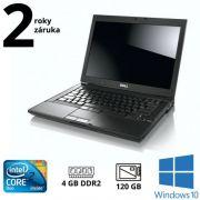 Dell Latitude E6400 C2D P8700, 4GB, NOVÝ 120SSD, W10