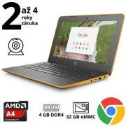 "HP Chromebook 11A G6 EE AMD A4 9120C, 4GB, 11,6"" HD, Chrome OS"