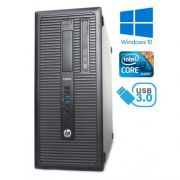 HP EliteDesk 800 G1 TOWER,  i3-4130, 4GB RAM, 500GB HDD, W10-HP/tower//800_G1-i3-4130-4G-500