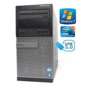 Dell Optiplex 7010 i3 3220 3,30Ghz 4GB RAM 250GB HDD DVD W7P PC/Dell7010MT i3 3320 4GB 250GB