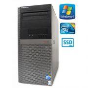 Dell OptiPlex 960 Intel Q9550, 4GB RAM, 120GB SSD + 250GB HDD, DVD RW, W7P DELL_960TW Q9550 4G 120ssd w7