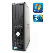 Dell OptiPlex 760 DT Intel Q9550, 4GB RAM, 160 HDD, DVD RW, W7P 760dt Q9550 4G 160 w7