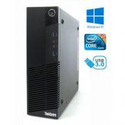 Lenovo ThinkCentre M83 i3 4350 / 8GB / 500GB HDD/ WiFi, Bluetooth / Win 10 Len/M83/i3 4350 8G 500 wifi