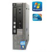Dell OptiPlex 790 USFF i5 2500S, 4GB RAM, 250GB SSD, DVD RW, W7P DL/790/USFF i52500S 4G 250 w7