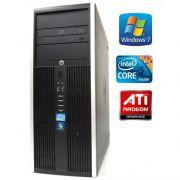 HP Compaq Elite 8200 CMT, i5 2500 3.30GHz, 4GB, 500GB HDD, AMD Radeon HD 6450, Windows 7 PC/HP8200/i5 2500 4G 500 w7
