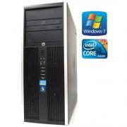 HP Compaq 8100 Elite I5 660 3,20Ghz, 4GB, 250GB,DVD RW W7P HP8100CMT i5660 4 250