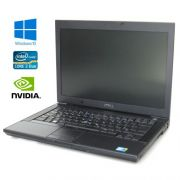 Dell Latitude E6400, C2D P8600/2.40GHz, 4GB RAM, 500GB HDD, NVIDIA QUADRO, Windows 10, Stav B E6400/P8600 4 500 1280 NVS B