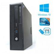 HP EliteDesk 800 G1 SFF, i3 4130, 4GB RAM, 500GB HDD, W10 HPelite/i3 4130 4G 500