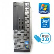 Dell Optiplex 7010 - SFF - Intel i5-3470, 4GB, 250GB, DVD-RW-PC/7010sff-i5-3470-4G-250-dvd