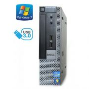 Dell OptiPlex 7010 USFF, i3 2120 3,30Ghz, 8GB, 120GB SSD W7P PC/Dell7010usff i32120 8G 120