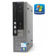Dell OptiPlex 790 - USFF -Pentium G850 2.90GHz, 4GB RAM, 250GB HDD, DVD-ROM, W7P-PC/790usff-PentG850-4G-250-drw