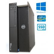 Dell Precision T3600 E5-1620 3.60Ghz 16GB RAM 256GB SSD Quadro 4000-T3600/E5-1620-16G-256-Q4000