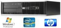 Počítač HP Elite 8300 SFF Intel Core i5 3,2 GHz / 4 GB RAM / 500 GB HDD / DVD / Windows 7 Professional 1447sc 26