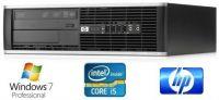 Počítač HP Elite 8200 SFF Intel Core i5 3,3 GHz / 4 GB RAM / 320 GB HDD / DVD RW / Windows 7 Professional 1647sc 26