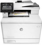 Multifunkční barevná laserová tiskárna HP LaserJet Pro MFP 477fnw s wifi a síťovou kartou 2205sc 26