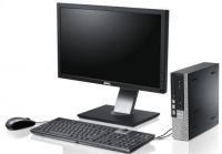 "PC sestava Dell OptiPlex 7010 SFF Intel Pentium G 3GHz / 4 GB RAM / 250 GB HDD / Windows 10 Professional + 19"" monitor 2236sc 26"