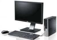 "Výhodná PC sestava Dell OptiPlex 7010 SFF Intel Core i5 3,2 GHz / 4 GB RAM / 500 GB HDD / DVD RW / Windows 10 Prof. + 19"" monitor 2306sc 26"