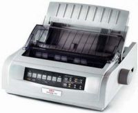 Jehličková tiskárna OKI MicroLine 5520 eco, LAN, LPT, USB 2417sc 26