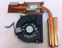 HP 6710p chladič s ventilátorem 4439 001