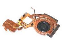 Lenovo T500 chladič s ventilátorem 45N5491