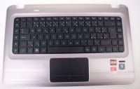 Kryt klávesnice s klávesnicí a touchpadem HP DV6 3120SC, RIT3LLX8TP503