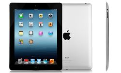 "Apple iPad 4 A1460 32GB  Apple A6X / 1,4Ghz, 1024MB RAM, 32GB HD ( 28GB volných ), IPS LED 9,7"" ( 2048x1536 ), WiFi, Bluetooth, GPS, slot na microSIM,  iOS CZ - repase"