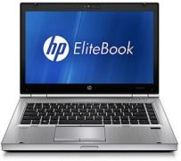 HP EliteBook 8470p Intel Core i52.6 4GB RAM 320GB HD DVDRW 14 HD+ LED Wi Fi Repase