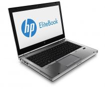 HP EliteBook 8470p Intel Core i52.7 4GB RAM 320GB HD DVDRW 14 HD LED Wi Fi BT Repase