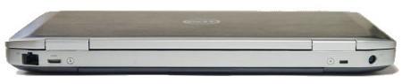 Dell Latitude E6320 - botom