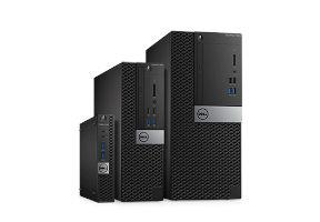 Střední třída kancelářských počítačů od Dellu. Vyrábí se ve dvou provedeních podle velikosti skříně - tower, SFF. Provedení Micro je k dispozici jen u nejvyšší řady 7040 a nejnižší 3040.